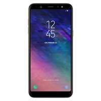 Смартфон Samsung Galaxy A6 32GB золотой