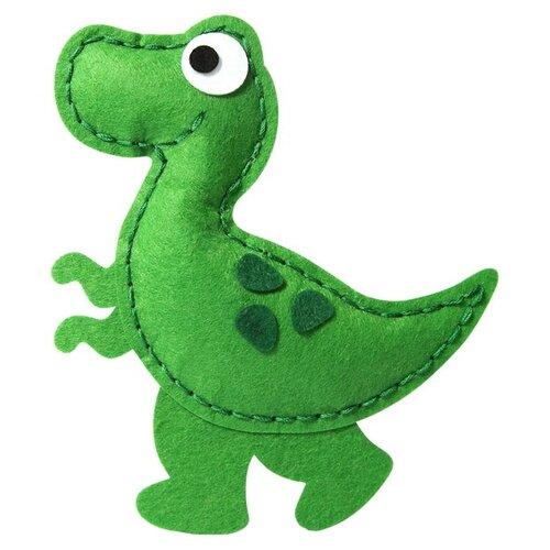 Feltrica Набор для изготовления мягкая игрушка Динозавр (4627130656578)Изготовление кукол и игрушек<br>