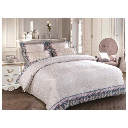 цена Постельное белье 1.5-спальное Jardin Angel_2_3420 сатин онлайн в 2017 году