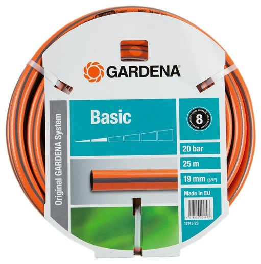 Шланг Gardena Basic HUS-18143-29.000.00