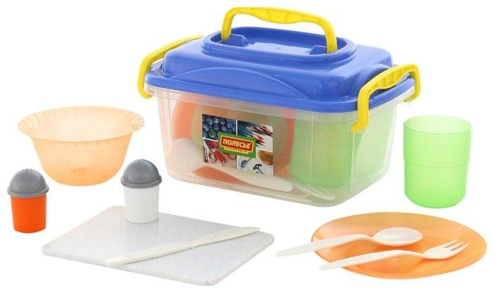 Набор посуды Полесье для пикника №5 на 4 персоны 59147