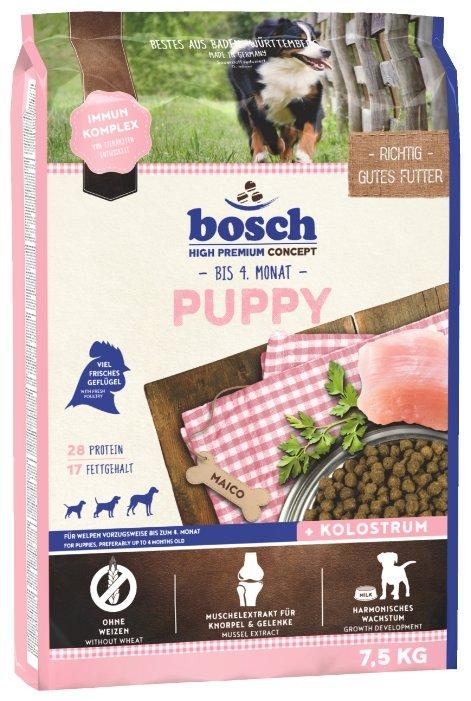 Корм для собак Bosch Puppy