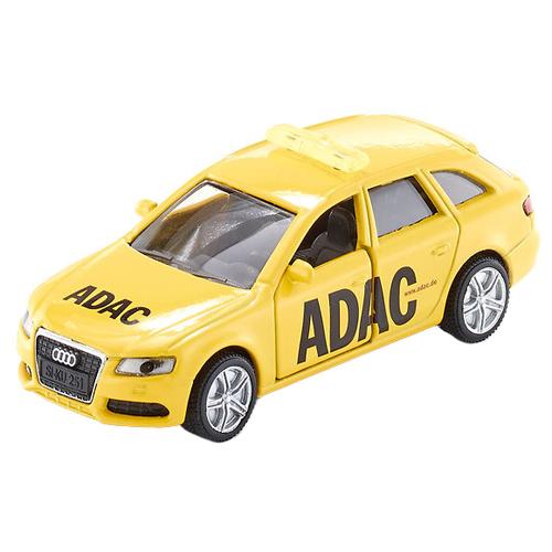 Купить Легковой автомобиль Siku дорожной службы ADAC (1422) 1:55 8.9 см желтый, Машинки и техника