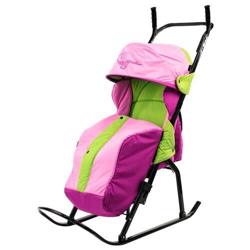 Купить Санки-коляска RT Кенгуру-1, Санки и аксессуары