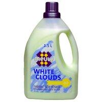 Концентрированный кондиционер для белья, meule fabric softener white clouds, 1500 мл.