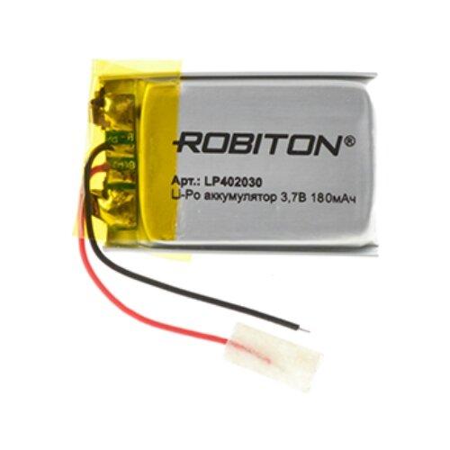 Фото - Аккумулятор ROBITON LP402030 аккумулятор robiton lp501335