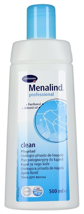 Пена для ванны HARTMANN Menalind professionаl 500 мл