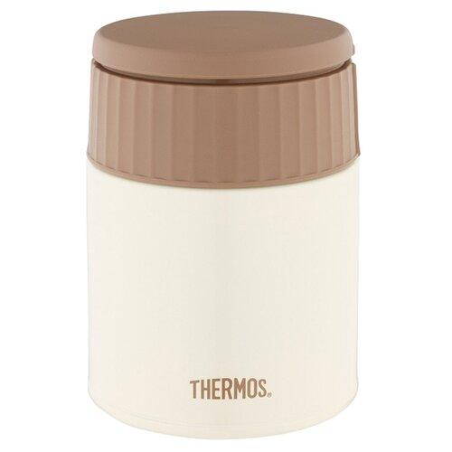 Термос для еды Thermos JBQ-400, 0.4 л белый