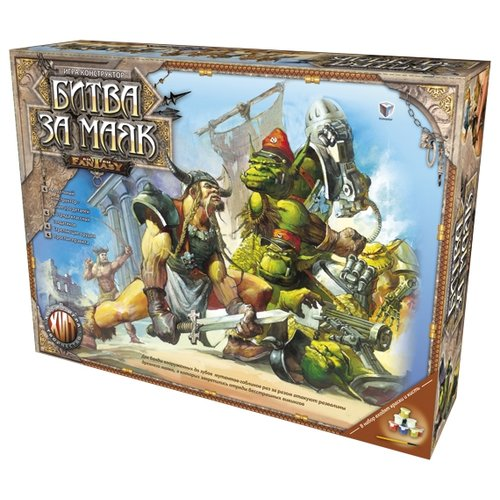 Настольная игра Технолог Битвы Fantasy Битва за маяк джедайские техники настольная битва за мыслетопливо