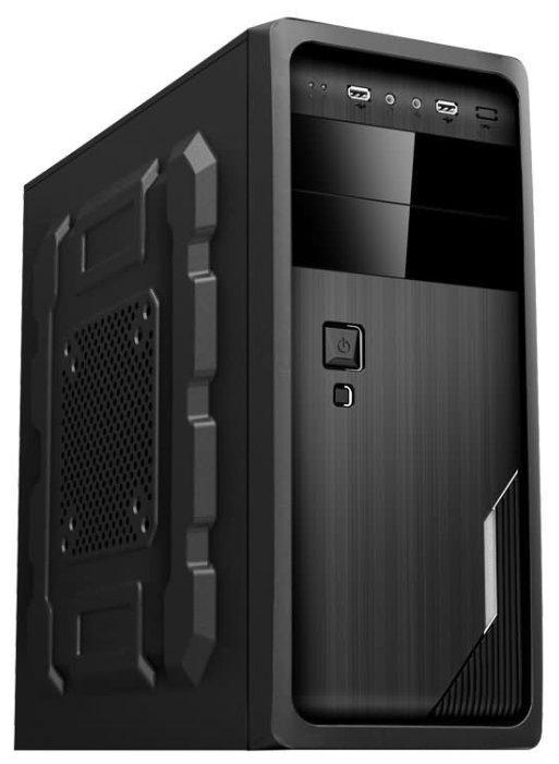 3Cott Компьютерный корпус 3Cott 2324B 450W Black
