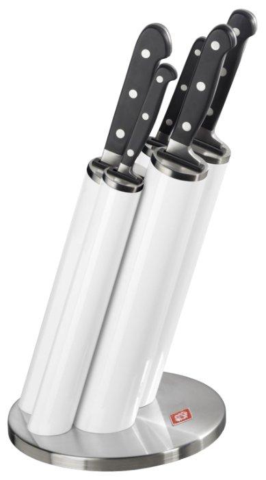 Набор Wesco Knife pipe 5 ножей с подставкой