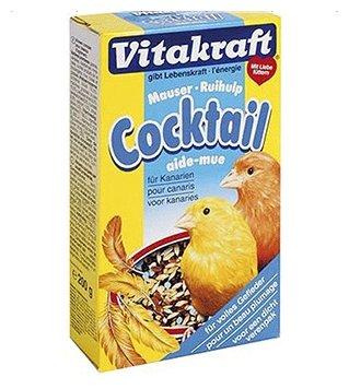 Добавка в корм Vitakraft для канареек коктейль