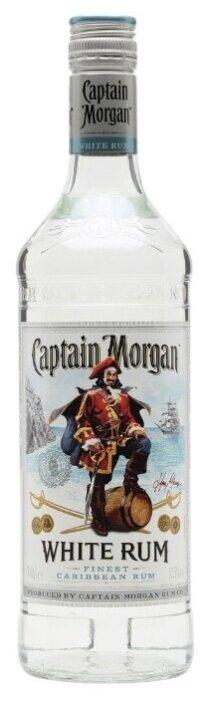 Ром Captain Morgan White 0.5 л