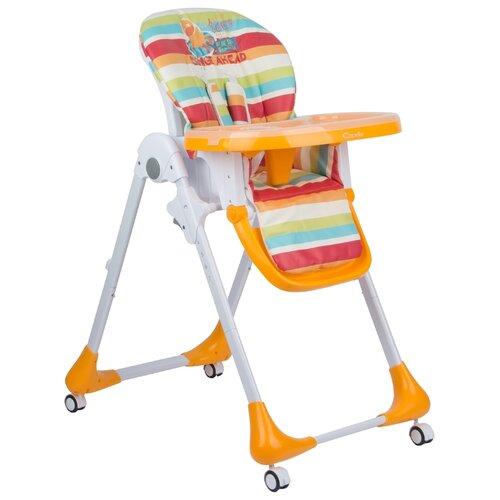 Стульчик для кормления Capella S-210 duckling стульчик для кормления inglesina my time цвет sugar az91k9sgaru