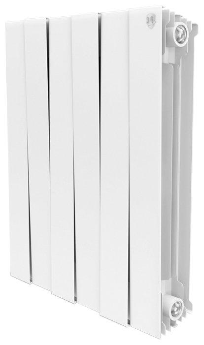 Радиатор биметаллический Royal Thermo PianoForte 500 x8
