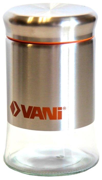 VANI Банка для сыпучих продуктов V9005 600 мл