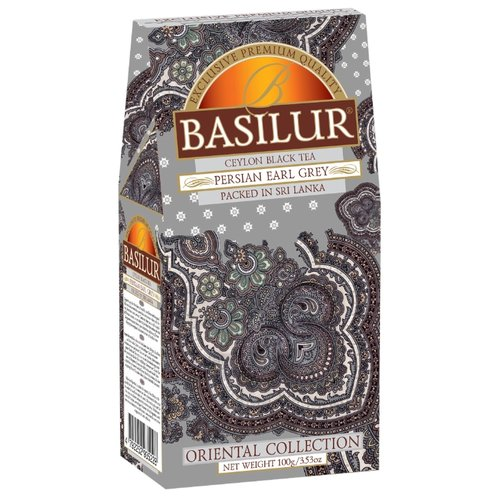 Чай черный Basilur Oriental collection Persian Earl grey, 100 гЧай<br>