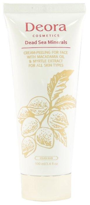Deora Cosmetics гель - основа под макияж Deora Cosmetics увлажняющая с маслом макадамии 100 мл