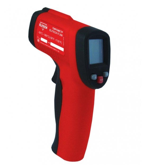 Пирометр (бесконтактный термометр) ELITECH П 350