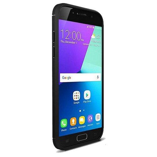 Чехол UVOO Carbon Design для Samsung Galaxy A3 2017 (U003514SAM) черный