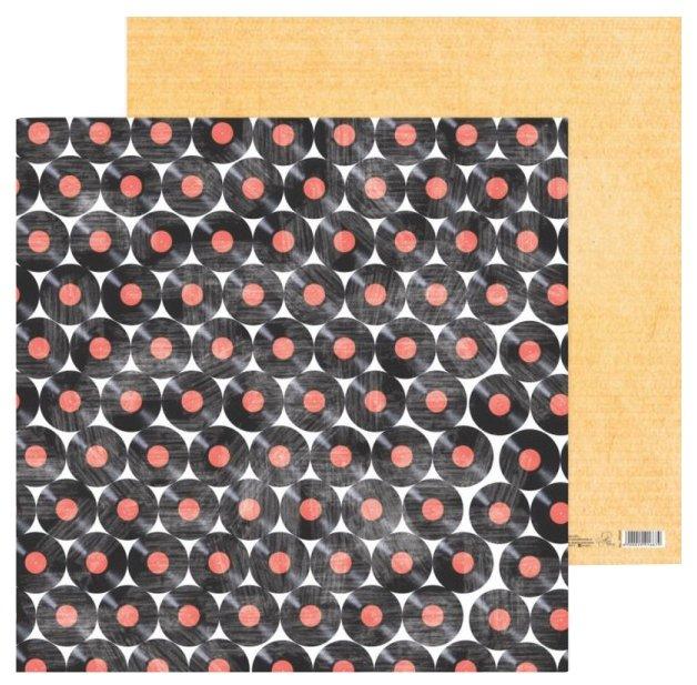 Бумага Арт Узор 30.5x30.5 см, 1 лист, Time to Party