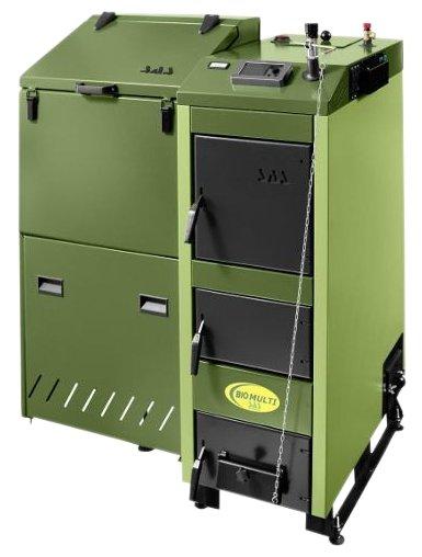 Твердотопливный котел SAS Bio Multi 17 17 кВт одноконтурный