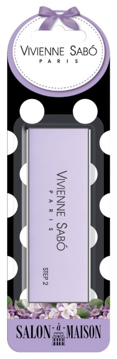 Vivienne Sabo D215240034 Пилка-баф для шлифовки и полировки