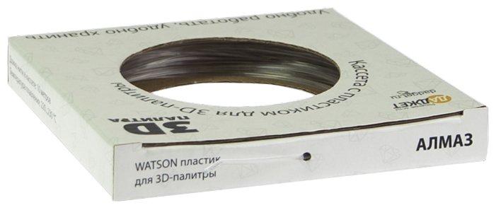 WATSON пруток Даджет 1.75 мм прозрачный