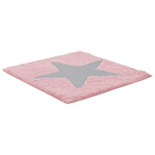 Коврик RIDDER Star, 50x55 см розовый коврик для ванны ridder action 36х80 розовый