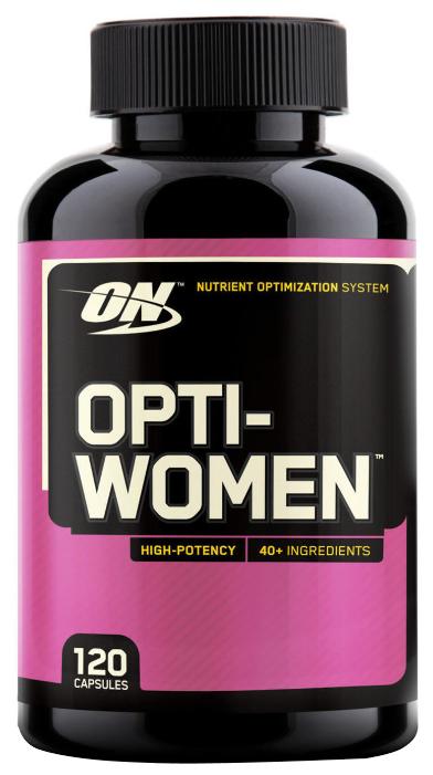 Минерально-витаминный комплекс Optimum Nutrition Opti-Women (120 капсул)