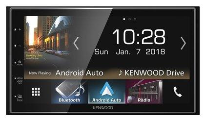 Автомагнитола KENWOOD DMX7018BTS, черная фото 1