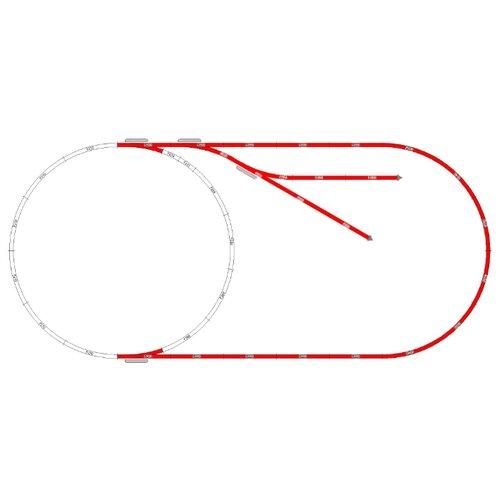 Mehano Набор рельс №8 F108 набор рельс 1