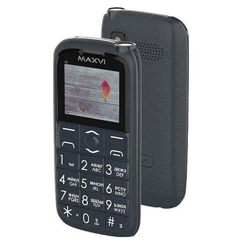 Телефон MAXVI B7 маренго