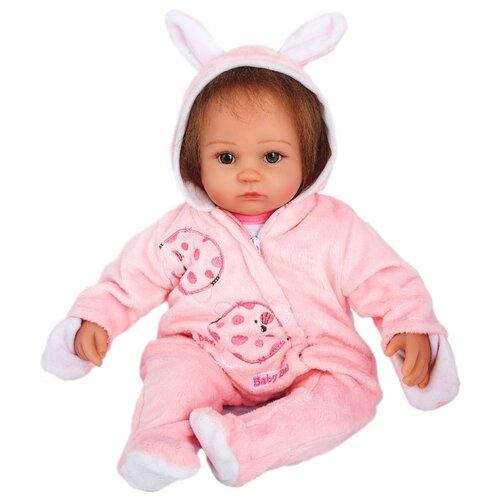 Кукла Reborn Kids Зайка, 45 см, 72-54Куклы и пупсы<br>