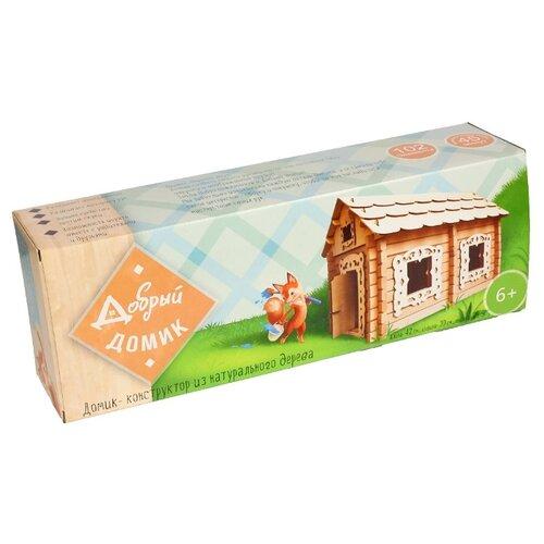 Сборная модель Нескучные игры Добрый домик (7970) нескучные игры набор для росписи часы с циферблатом домик дни113