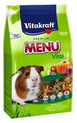 Корм для морских свинок Vitakraft Premium Menu Vital