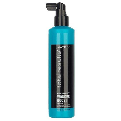 Matrix Спрей для укладки волос Total results Wonder boost, слабая фиксация, 250 мл спрей для волос matrix matrix mp002xw11wbz