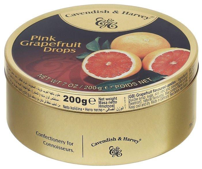 Леденцы Cavendish & Harvey Розовый грейпфрут 200 г