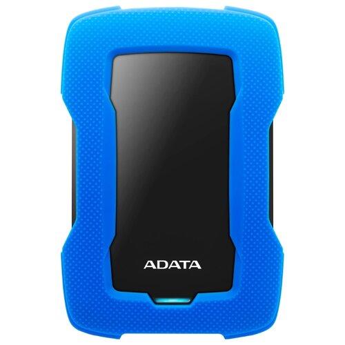 Фото - Внешний HDD ADATA HD330 2 ТБ синий внешний жесткий диск adata hd330 ahd330 5tu31 cbk 5tb