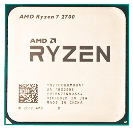 Процессор AMD Ryzen 7 2700 — купить по выгодной цене на Яндекс.Маркете