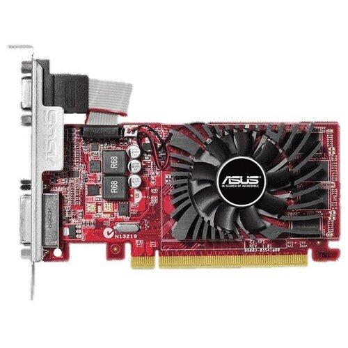 Видеокарта ASUS Radeon R7 240 770MHz PCI-E 3.0 4096MB 1800MHz 128 bit DVI HDMI HDCP Retail