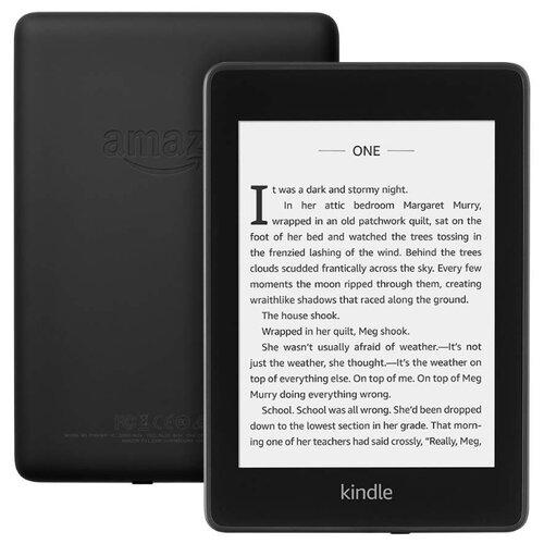 Электронная книга Amazon Kindle PaperWhite 2018 8Gb черный
