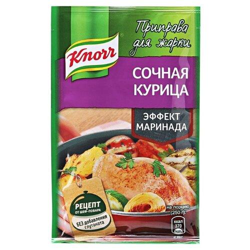 Knorr Приправа для жарки Сочная курица, 30 гСпеции, приправы и пряности<br>