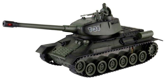 Танк Yako Т-34 (6106-4) 1:24
