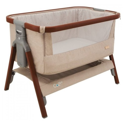 Колыбель Tutti Bambini CoZee walnut and puttyКолыбели и люльки<br>