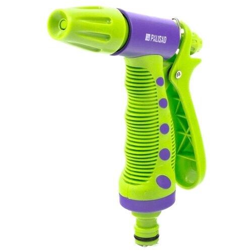 Фото - Пистолет для полива PALISAD 65149 соединитель для полива palisad латунный быстросъемный аквастоп 66265