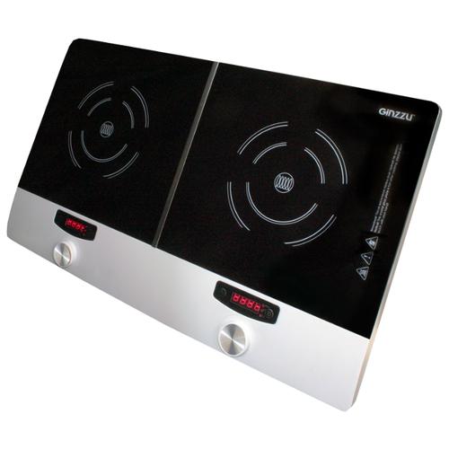 Электрическая плита Ginzzu HCI-226