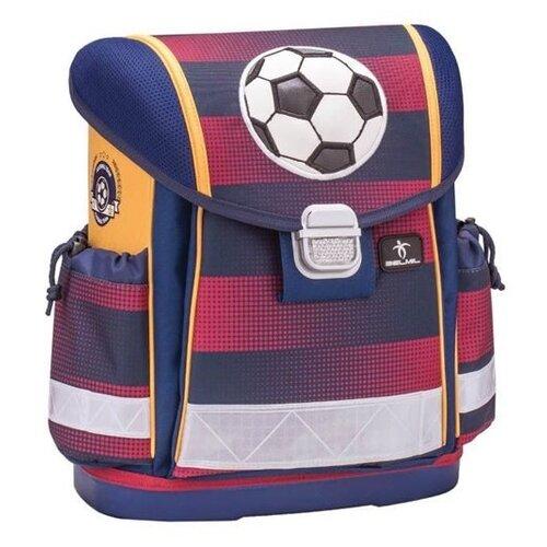 Купить Belmil Ранец Classy Football Club (403-13/638), красный/синий, Рюкзаки, ранцы