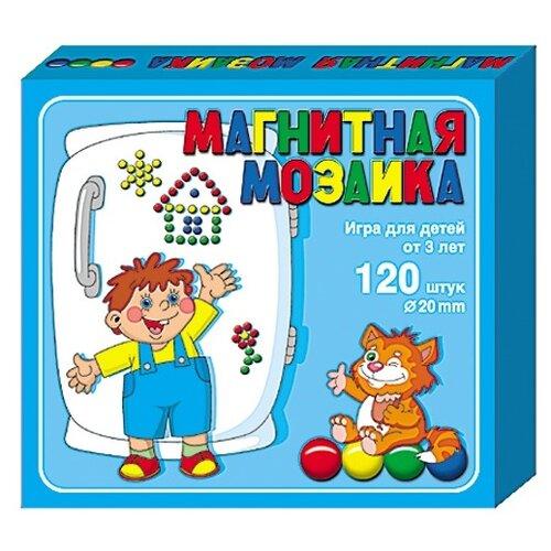 Десятое королевство Магнитная мозаика 120 элементов (00943) десятое королевство мозаика 120 элементов 00965