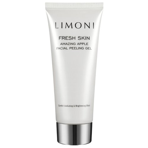 Limoni пилинг-гель для лица Fresh skin Amazing apple facial peeling gel 100 мл